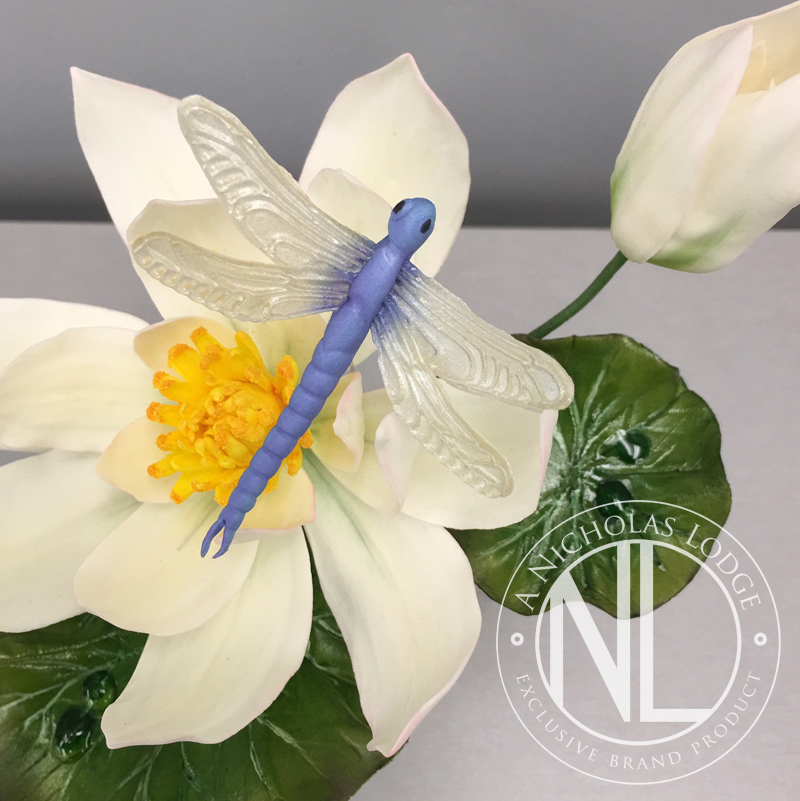 How to: Create a Beautiful Dragonfly with our Creative Cake System Mold